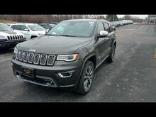 2017 Jeep Grand Cherokee Overland Milwaukee and Slinger WI