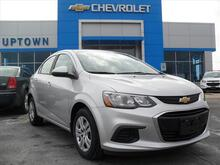 2017 Chevrolet Sonic LS Auto Milwaukee and Slinger WI