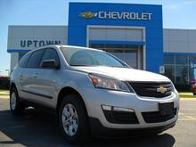 2017 Chevrolet Traverse LS Milwaukee and Slinger WI