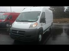 2017 RAM ProMaster Cargo 2500 159 WB Milwaukee and Slinger WI