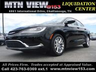 2016 Chrysler 200 Limited Chattanooga TN
