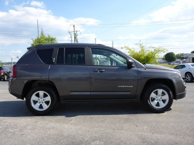 2015 jeep compass sport chattanooga tn 13827659. Black Bedroom Furniture Sets. Home Design Ideas