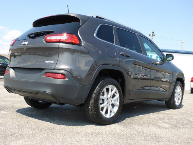 2016 Jeep Cherokee Latitude Chattanooga Tn 15009284