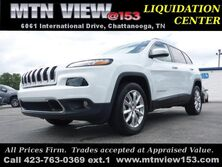 Jeep Cherokee Limited 4X4 2016