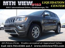 Jeep Grand Cherokee Limited 4X4 2016