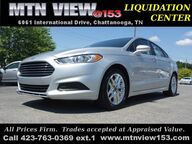 2015 Ford Fusion SE Chattanooga TN