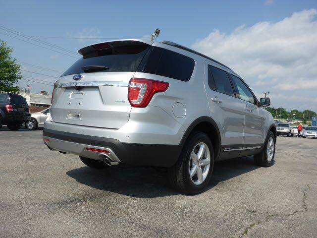 2016 ford explorer xlt 4x4 chattanooga tn