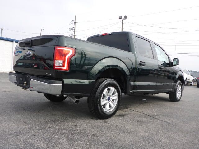 2016 Ford F 150 Xlt Crew Cab V6 2wd Chattanooga Tn 16393044