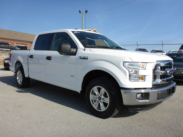 2016 Ford F 150 Xlt Crew Cab V6 2wd Ecoboost Chattanooga