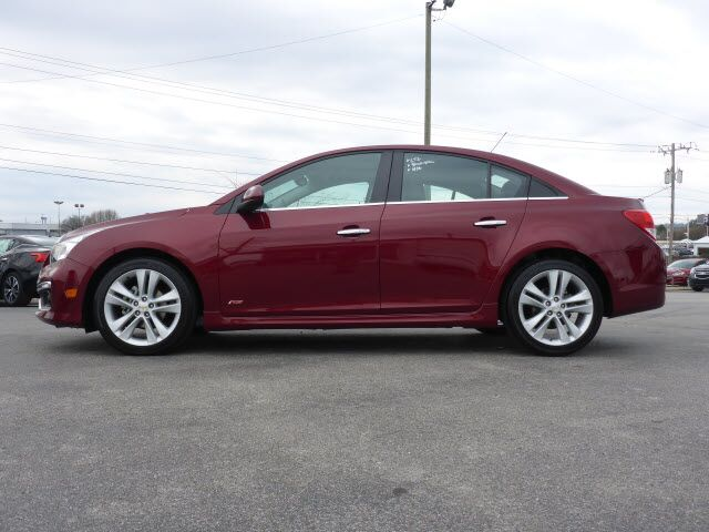 2015 Chevrolet Cruze Ltz Auto W Rs Package Chattanooga Tn