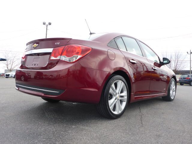 2015 chevrolet cruze ltz auto w rs package chattanooga tn 17264552. Black Bedroom Furniture Sets. Home Design Ideas