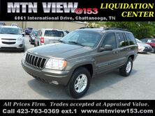 Jeep Grand Cherokee Limited 2000