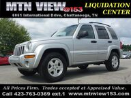 2004 Jeep Liberty Limited Chattanooga TN