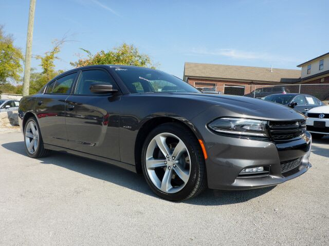2016 Dodge Charger R T Chattanooga Tn 15779572