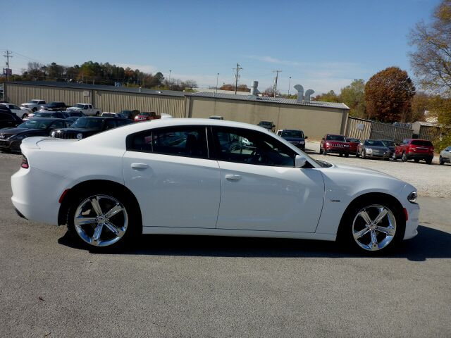 2016 Dodge Charger R T Chattanooga Tn 16052517