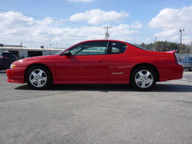 2005 chevrolet monte carlo supercharged ss chattanooga tn 17301225. Black Bedroom Furniture Sets. Home Design Ideas