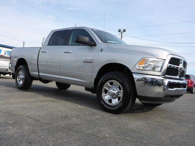 2016 ram 2500 slt crew cab hemi 2wd chattanooga tn 16462197. Black Bedroom Furniture Sets. Home Design Ideas