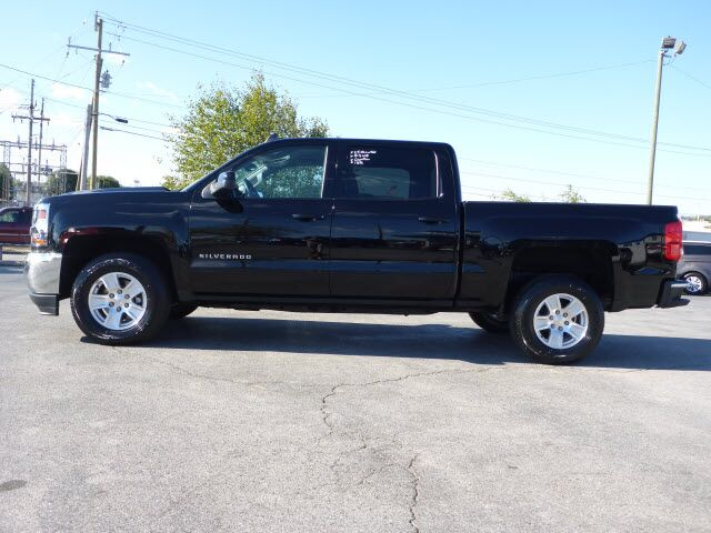 2016 Chevrolet Silverado 1500 Lt W Leather Crew Cab V8 2wd Chattanooga Tn 15631691