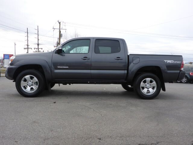 2015 toyota tacoma prerunner v6 double cab chattanooga tn 17005756. Black Bedroom Furniture Sets. Home Design Ideas