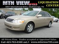 2001 Toyota Avalon XL Chattanooga TN