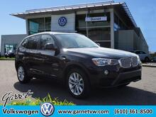 2016 BMW X3 xDrive28i West Chester PA