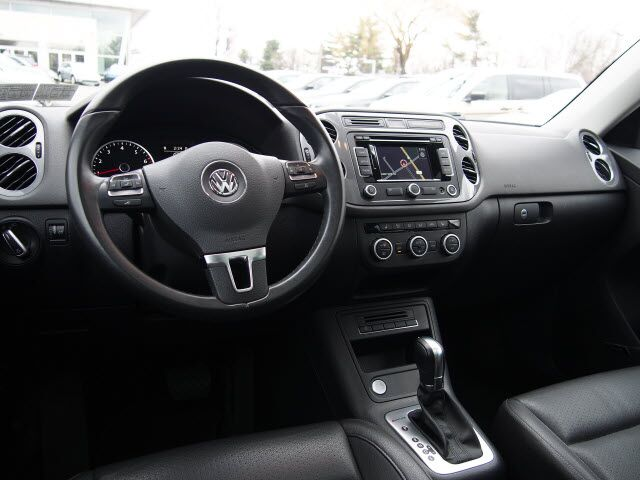 2014 Volkswagen Tiguan SEL 4Motion West Chester PA