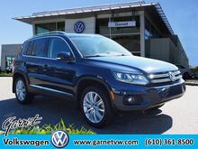 2016 Volkswagen Tiguan 2.0T SE 4Motion West Chester PA
