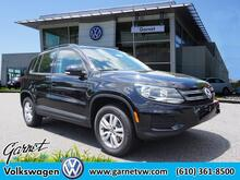 2017 Volkswagen Tiguan 2.0T S 4Motion West Chester PA