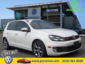 Volkswagen GTI Drivers Edition PZEV 2013