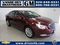 Buick LaCrosse Leather 2016