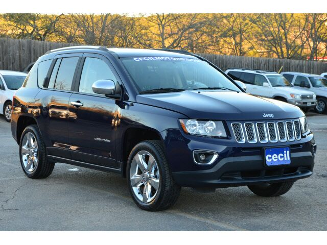 2015 jeep compass latitude kerrville tx 14937505. Black Bedroom Furniture Sets. Home Design Ideas