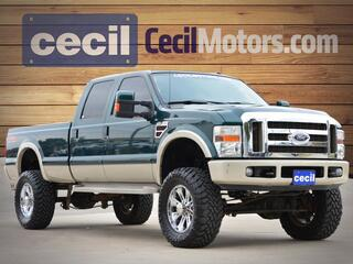 Ford F-350 Super Duty King Ranch 2008