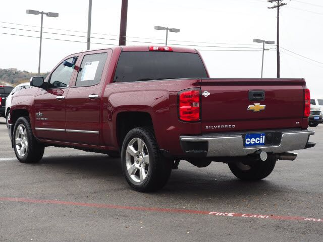 2014 chevrolet silverado 1500 texas edition kerrville tx for Cecil atkission motors kerrville chevrolet cadillac and buick
