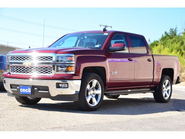 2015 chevrolet silverado 1500 texas edition lt kerrville tx 15690696. Black Bedroom Furniture Sets. Home Design Ideas
