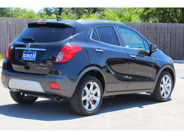 2014 buick encore premium kerrville tx 15754762 for Cecil atkission motors kerrville chevrolet cadillac and buick