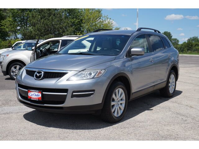 2009 mazda cx 9 grand touring aurora il 19186496. Black Bedroom Furniture Sets. Home Design Ideas