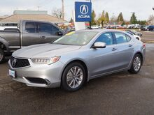 2018 Acura TLX 2.4 8-DCT P-AWS with Technology Package Salem OR