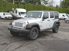 2007 Jeep Wrangler Unlimited X Salem OR