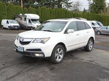 2012 Acura MDX with Technology Package Salem OR