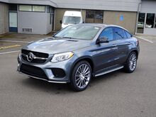 2017 Mercedes-Benz GLE-Class GLE43 AMG 4MATIC® Coupe Salem OR