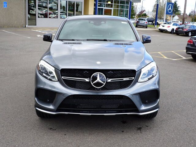2017 Mercedes Benz Gle 43 Amg 4matic Coupe Salem Or 17973999