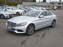2016 Mercedes-Benz C-Class C 300 Luxury 4MATIC® Sedan Salem OR