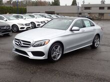 2017 Mercedes-Benz C-Class C 300 Luxury 4MATIC® Sedan Salem OR
