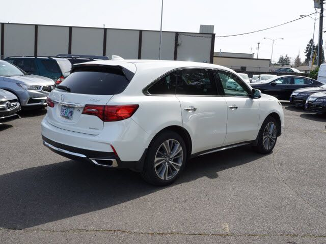 2017 acura mdx sh awd with technology package salem or 17896929. Black Bedroom Furniture Sets. Home Design Ideas
