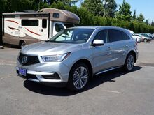 2017 Acura MDX SH-AWD with Technology Package Salem OR