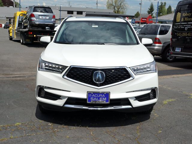 2017 acura mdx sh awd with advance package salem or 18244872. Black Bedroom Furniture Sets. Home Design Ideas