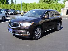 2017 Acura MDX SH-AWD with Advance Package Salem OR