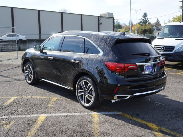 2017 acura mdx sh awd with advance and entertainment packages salem or 15814600. Black Bedroom Furniture Sets. Home Design Ideas