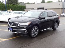 2017 Acura MDX SH-AWD with Advance and Entertainment Packages Salem OR