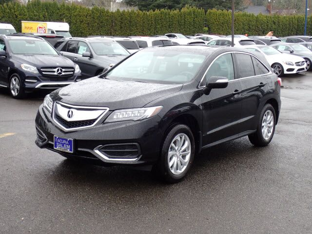 2017 Acura RDX AWD with Technology Package Salem OR 16300174